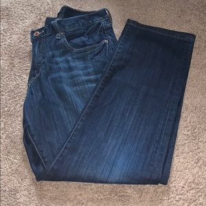 Lucky brand men's 34w 30L jeans